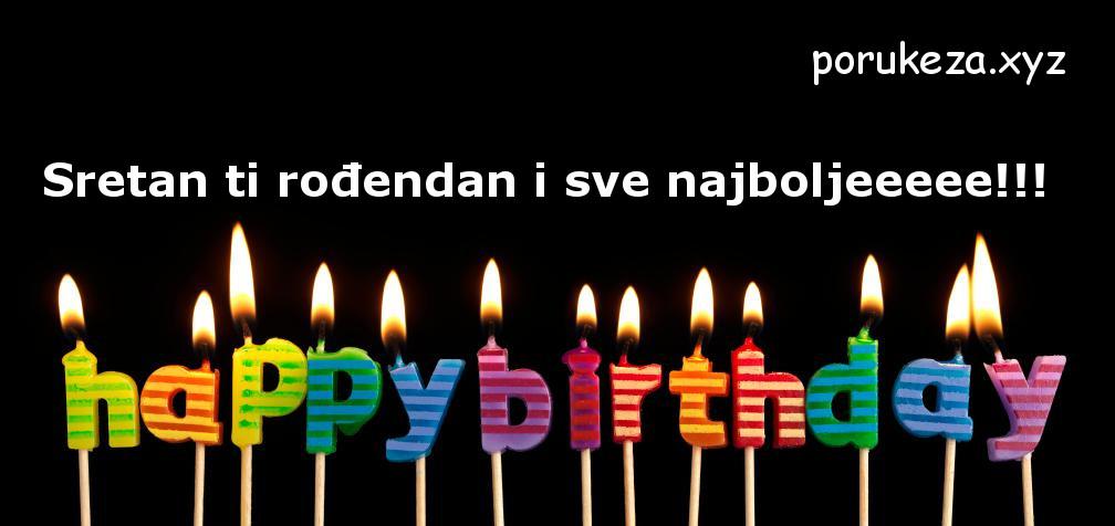 poruke za rođendan rođendane čestitke