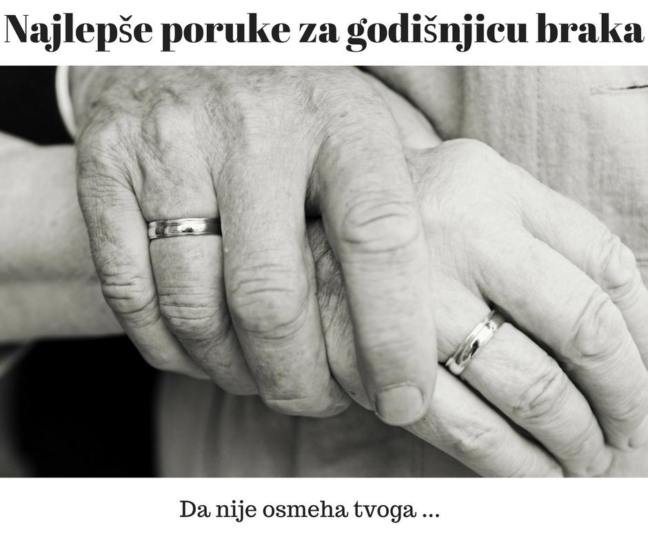 Poruke za godišnjicu braka citati