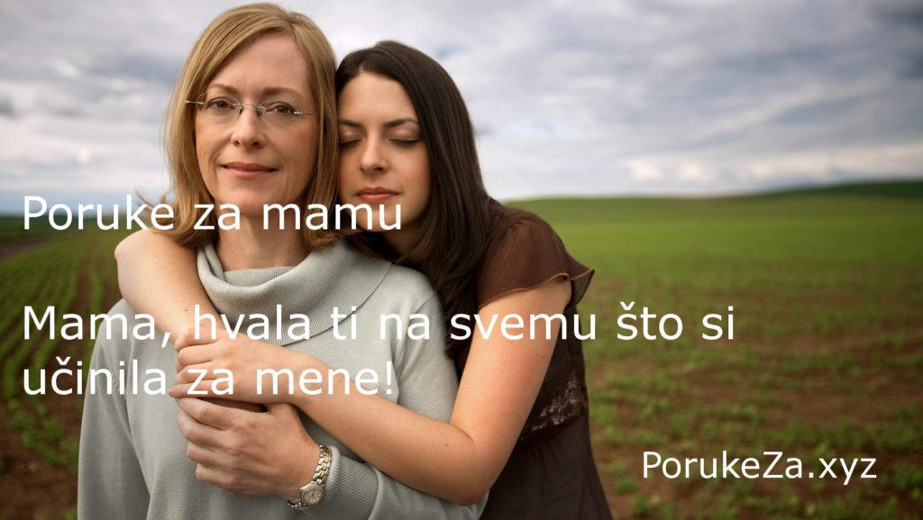 poruke za mamu majku