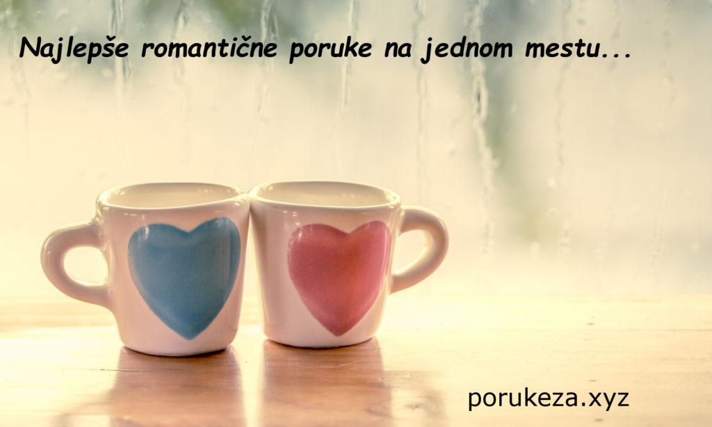 najlepše romanticne ljubavne poruke