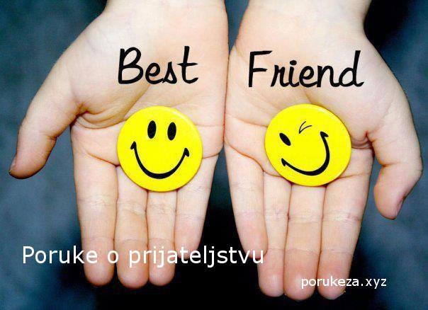 poruke o prijateljstvu