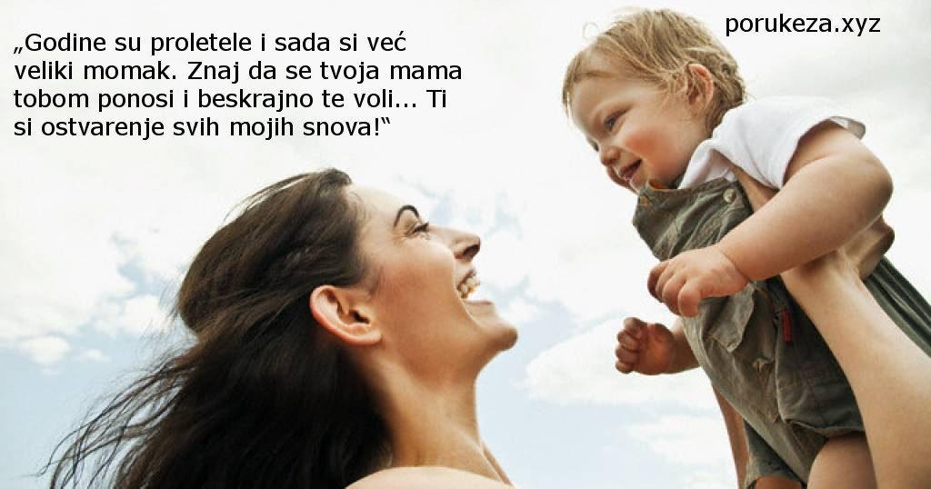 poruke za sina sin