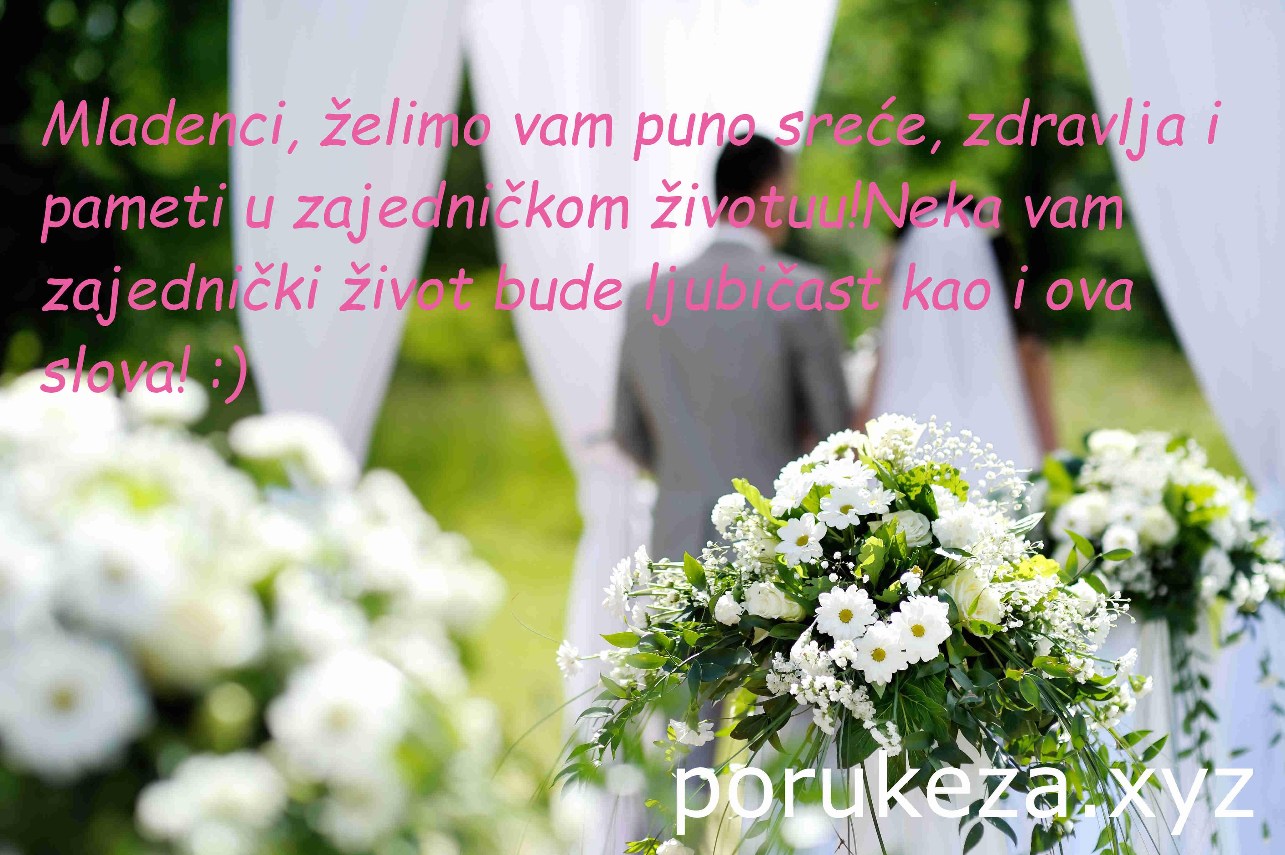 poruke za venčanje vjenčanje romantične citati ljubav