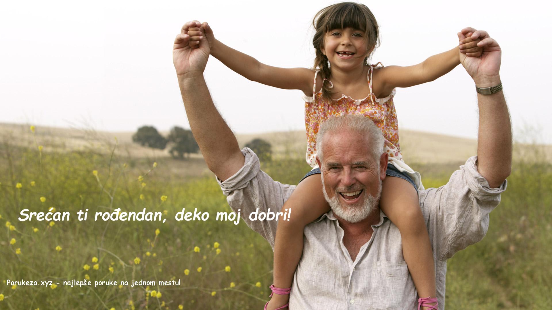 poruke za dedu deku djeda