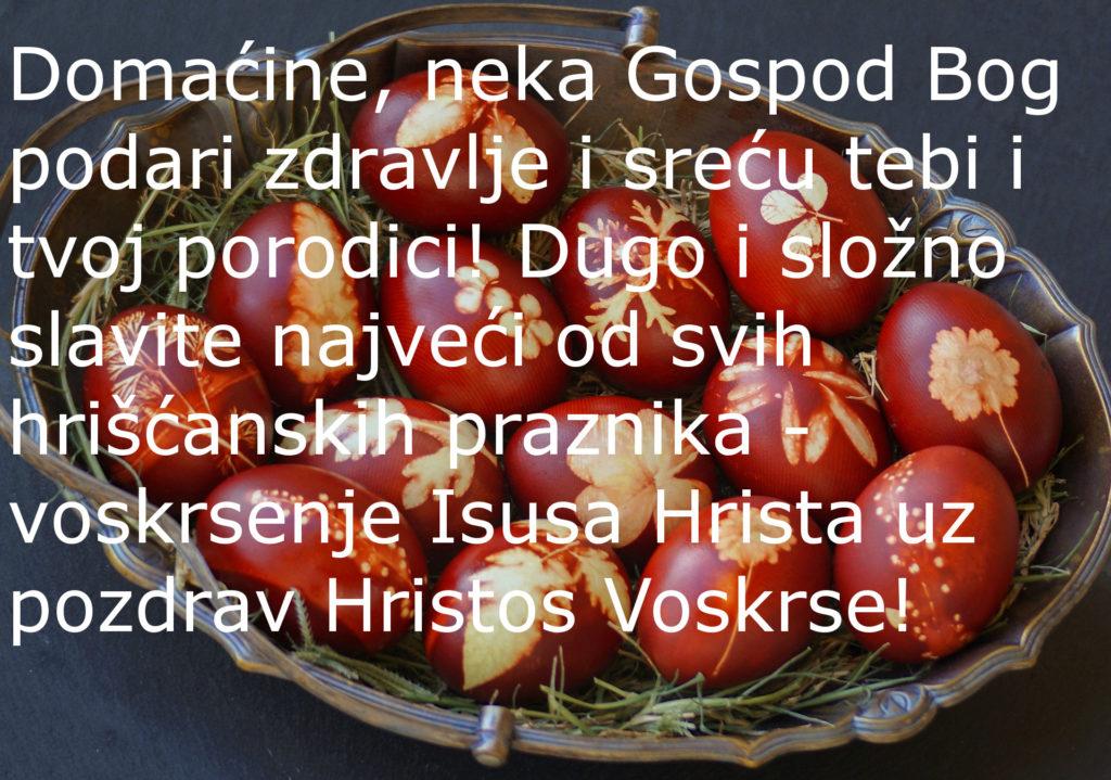 poruke za vaskrs