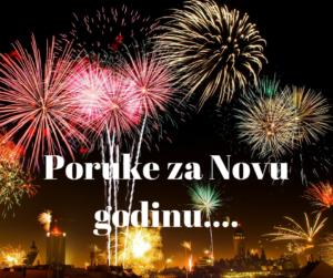 Poruke za Novu godinu